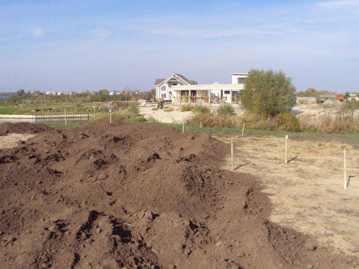 полевой грунт на участке