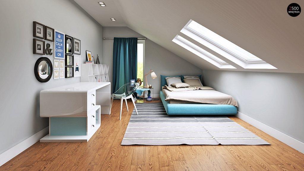 дизайн интерьера спальни z128